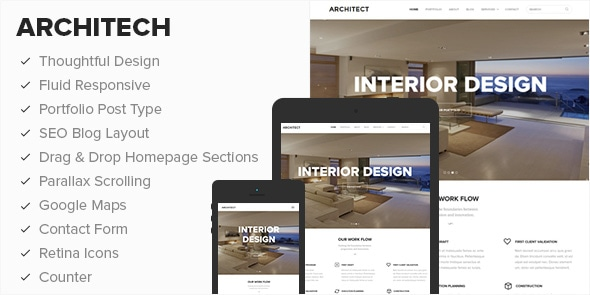 Clean & Responsive Business WordPress Theme, Great for Agencies & Blogs