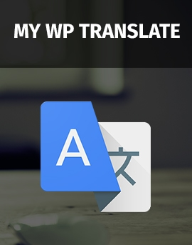 My WP Translate