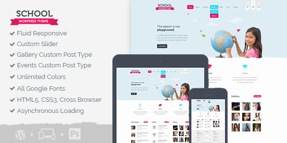 MyThemeShop Review: Perfect WordPress theme for schools, classes, daycares, and other educational programs