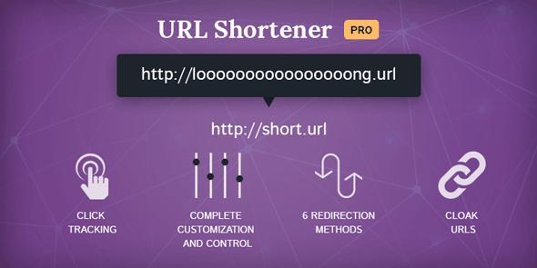 URL Shortener Pro