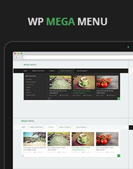 WP Mega Menu
