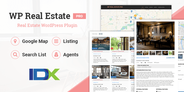 WP Real Estate Pro Plugin