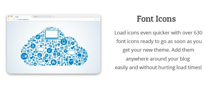 Font Icons