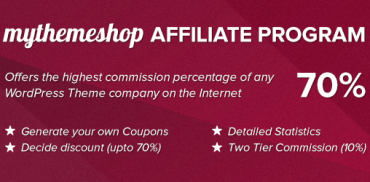 MyThemeShop Affiliate Program