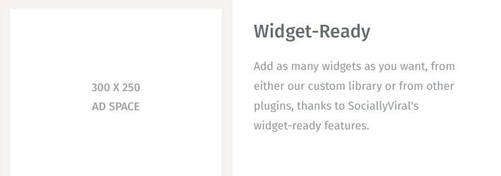 Widget-Ready