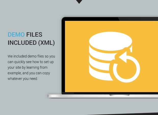 Demo Files Included(xml)