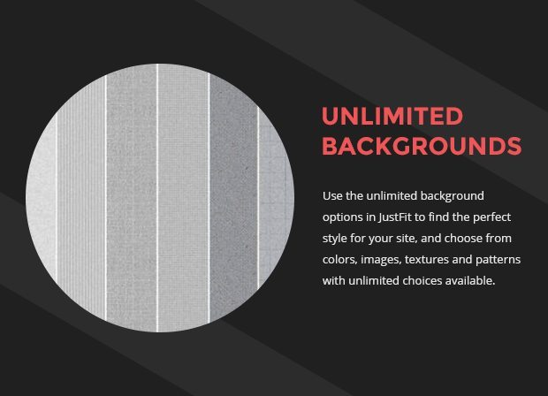 Unlimited Backgrounds