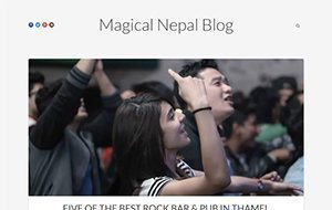 Magical Nepal Blog