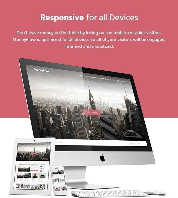Responsive for all Devices