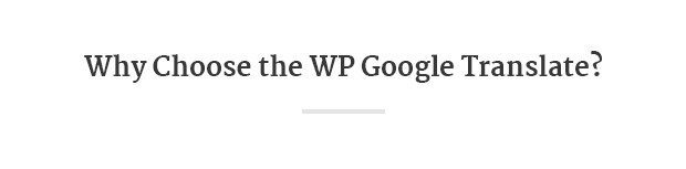 WP-Google-Translate-Heading