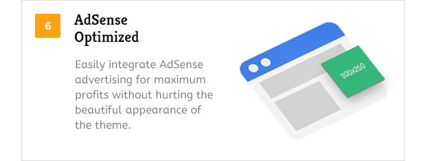 AdSense Optimized