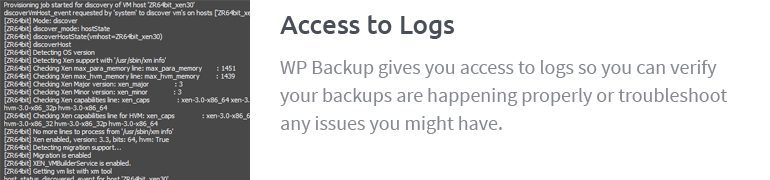 Access to Logs