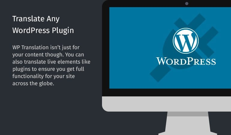 Translate Any WordPress Plugin