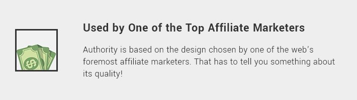 Used by One of the Top Affiliate Marketers