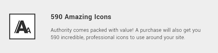 590 Amazing Icons