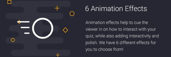 6 Animation Effects