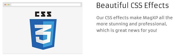 Beautiful CSS Effects