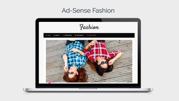 Ad-Sense Fashion Demo