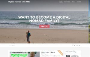 Digital Nomad with Kids