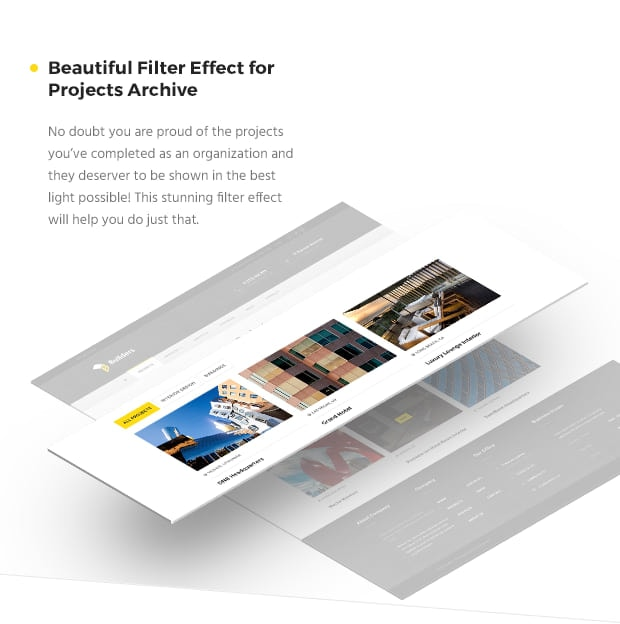 Beautiful Filter Effect For Projects Archive