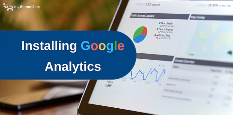 Install Google Analytics