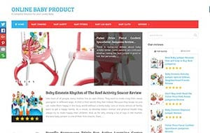 Online Baby Product
