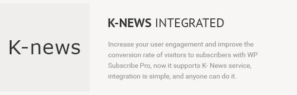 K-news Integrated
