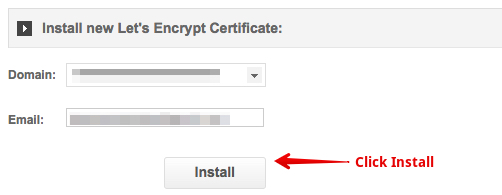 How to install a free SSL Certificate on WordPress using Let's Encrypt? 21