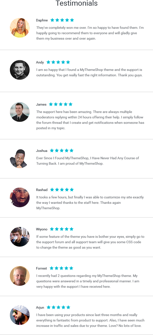 BloggingBox Testimonials