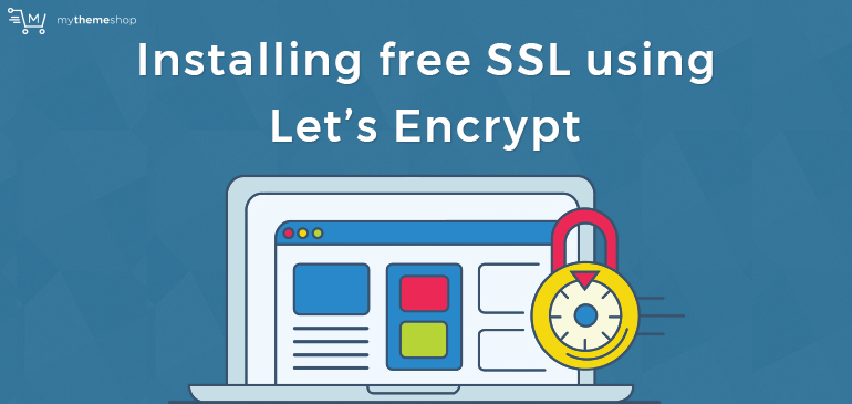 install free ssl using lets encrypt