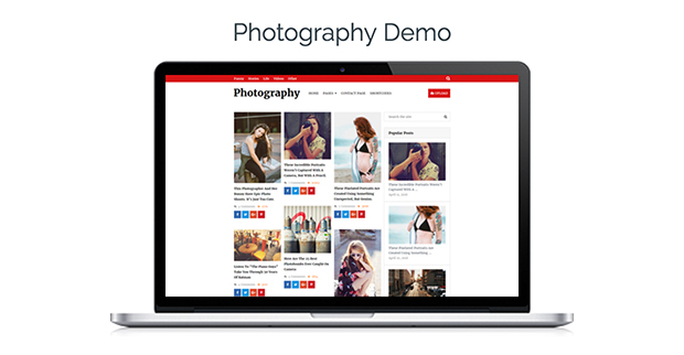 Viral Theme Photography Demo