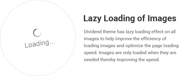 Lazy Loading of Images