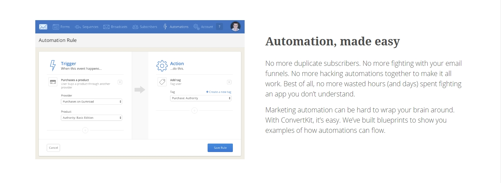 Convertkit-Email-Automation