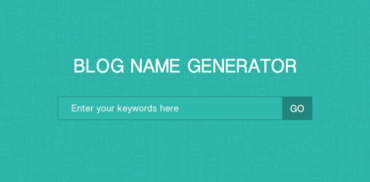 Best-Blog-Name-Generators