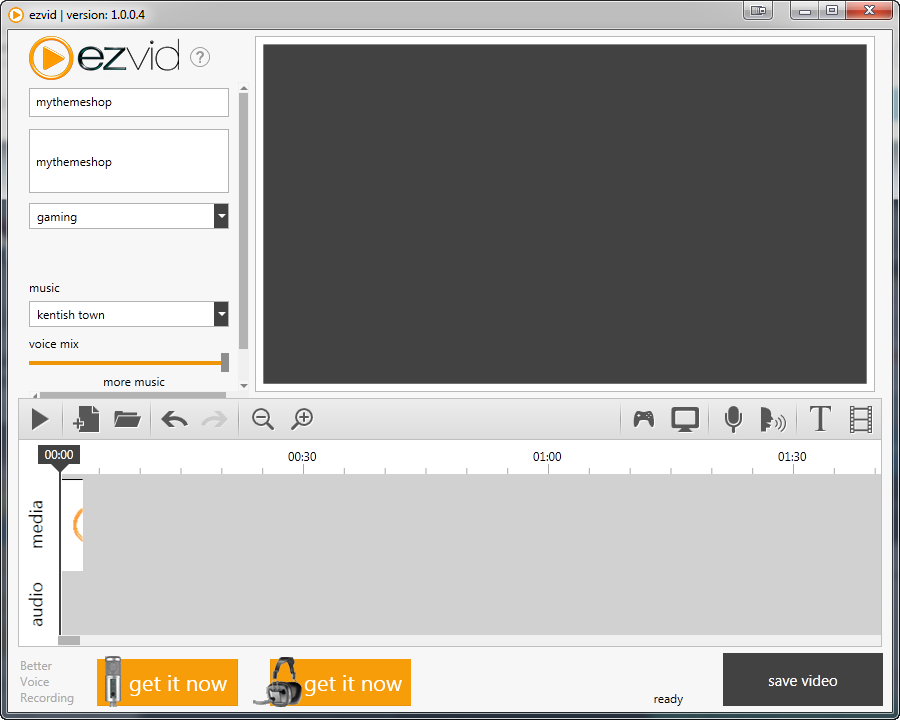 ezvid-ui-screen-capture